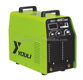 how to use portable welding machine