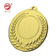 Customer Size challenge awards 3d building iron insert medal