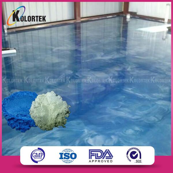 Polvos de cido mancha de concreto colorantes de pintura decorativa piso de epoxy colores - Sacar manchas de oxido del piso ...