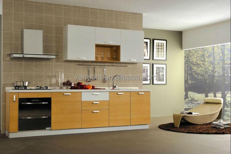 Modern Kitchen Furniture One Piece Kitchen Units
