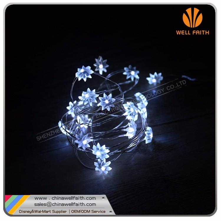Led Copper String Light Manufacturer Led Bulb Ball String Light With Battery For Christmas ...
