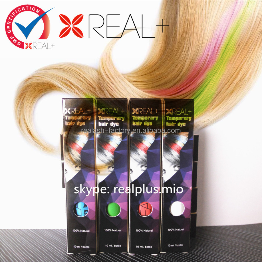 Hair Color Pen Real Plus Fast Change Hair Color Temporary Hair Dye  Buy Temp