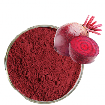 factory supply natural red beet root juice  powder