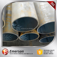 Best products black low carbon mild anneal steel round pipe to import