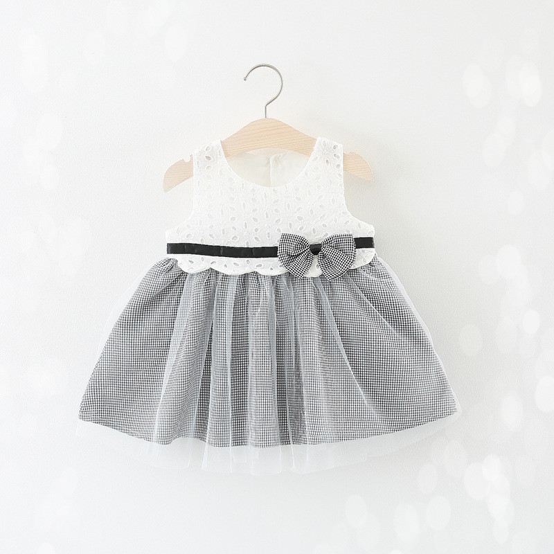 어린이 dress 1 년 baby girls 락 birthday party dress