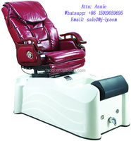 whirlpool and Shiatsu massage egg shape Pedicure Chair F24-1