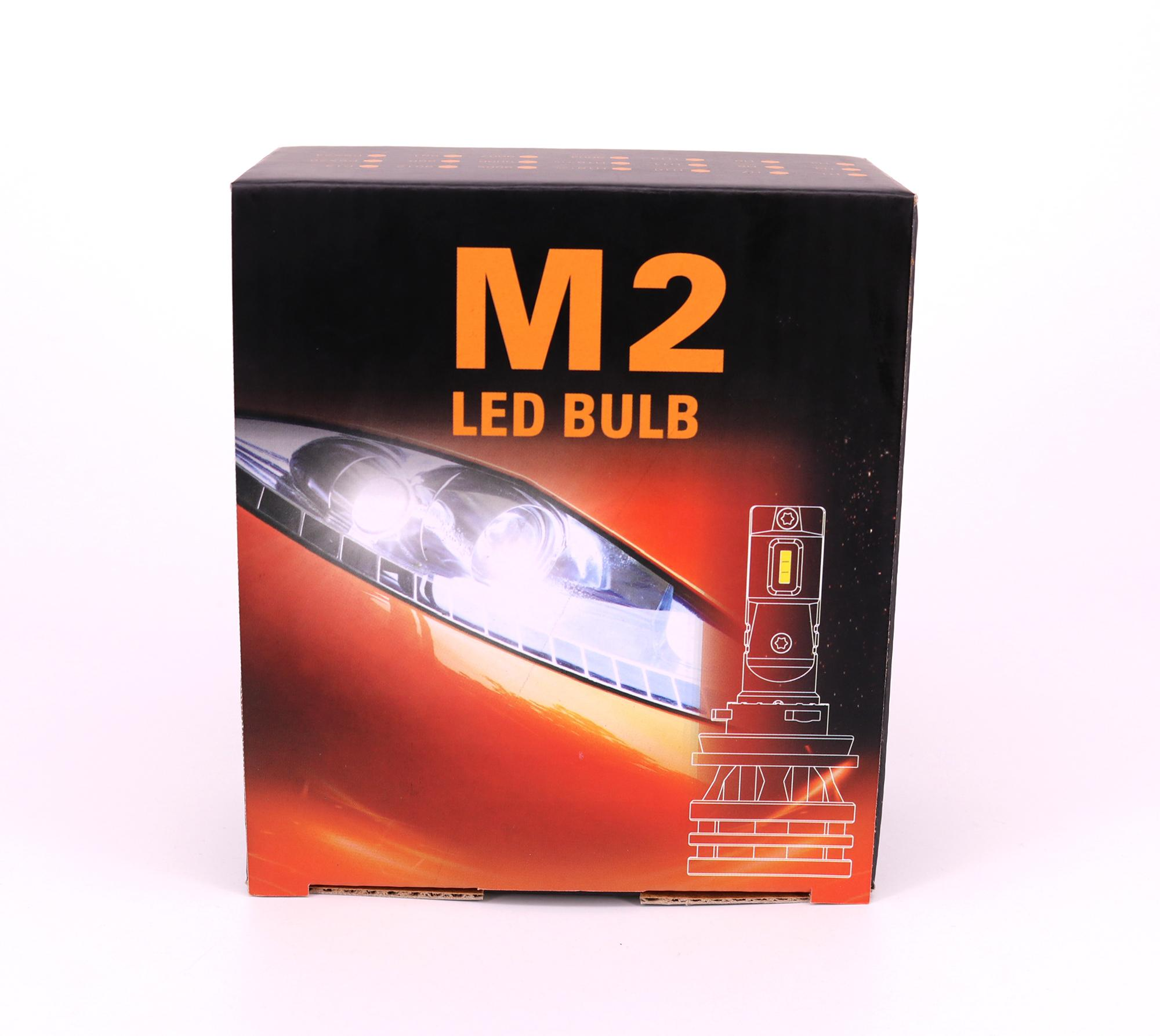 Flydee super white 10000 lumen led bulb high and low beam M2 9006 hb4 led conversion kit HIR2 H11 H7 car led headlight