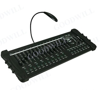 New 2024 crocodile console 504 channel dmx 512 intelligent.