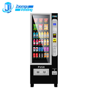 Oem/odm Black/white Ce Cb Drink Vending Sport Supplies Machine Mini Mart With Nice Ui