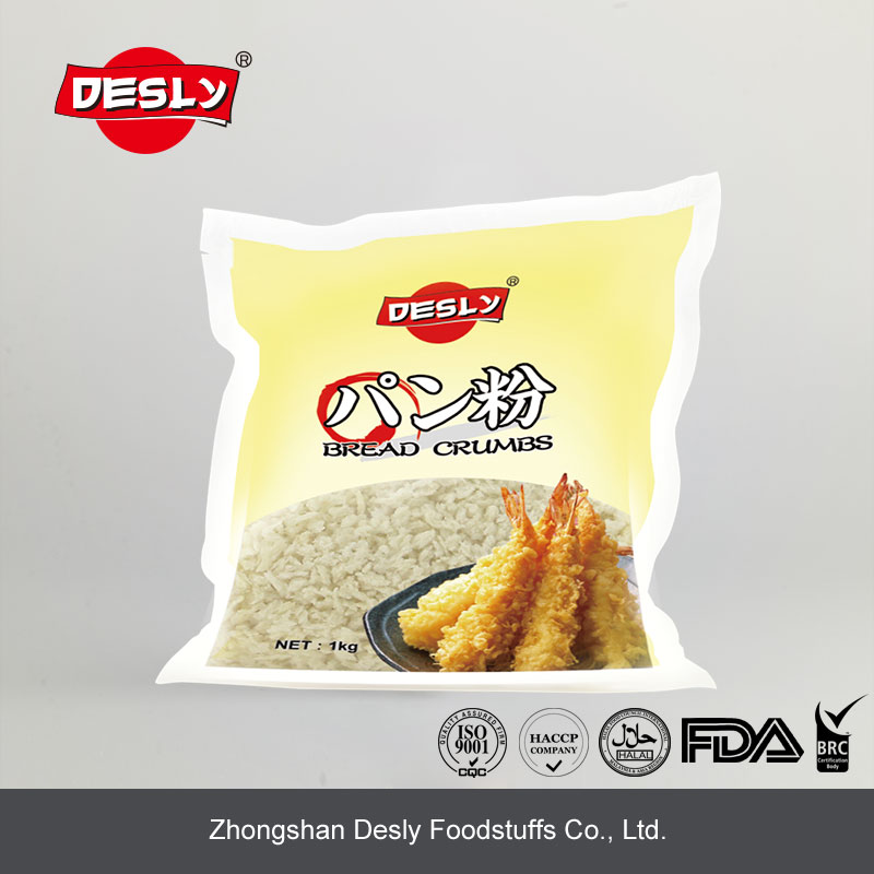 wholesale panko bread crumb for fry food