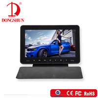 9 inch Headrest Mount Portable factory price Car Dvd Player with AV input