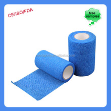 Alibaba China Equine veterinary products printed cohesive bandage