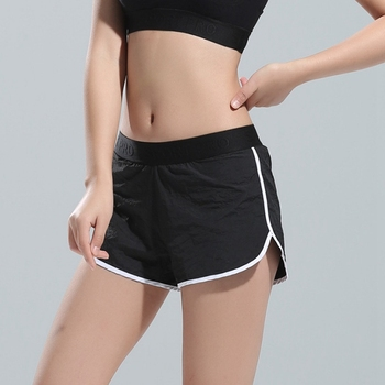 Fitness Women Dry Fit Breathable Factory Outlet Mini Sports Yoga Short 8a80272beca