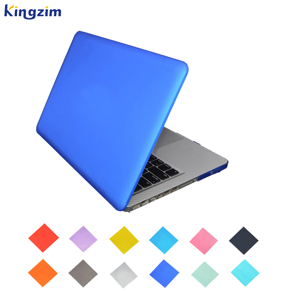 Matte Hard Plastic Case For MacBook Pro Retina 15.4 inch Colorful Thick PC Shell Cover For Apple Laptop