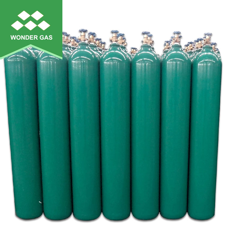 Factory Supply 40L Hydrogen Gas Cylinder Price
