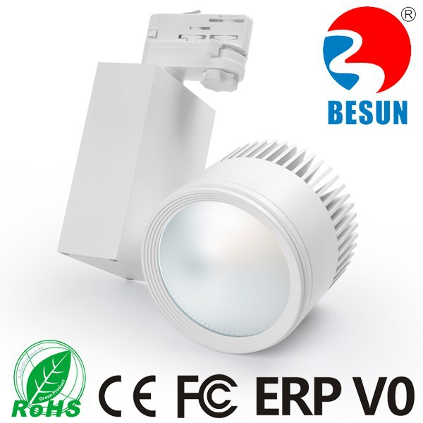 High power 20w 30w 40w 50w dimmable cob led track light