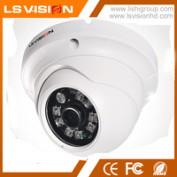 LS VISION 4 megapixels zoom and focus CCTV Varifocal camera with 30m IR night vision