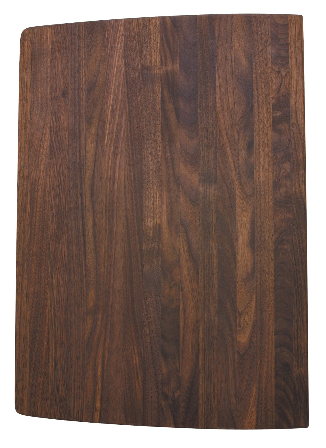 Blanco 222591 Wood Cutting Board, Fits Performa Silgranit II Super Single Bowl, Walnut