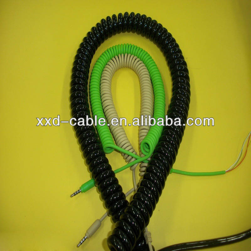 multicore telephone cable