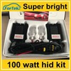 new product 100w h4 bi-xenon hid kit china supplier
