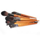 Trending Products 2018 New Arrival Professional Synthetic Brush Sets Makeup