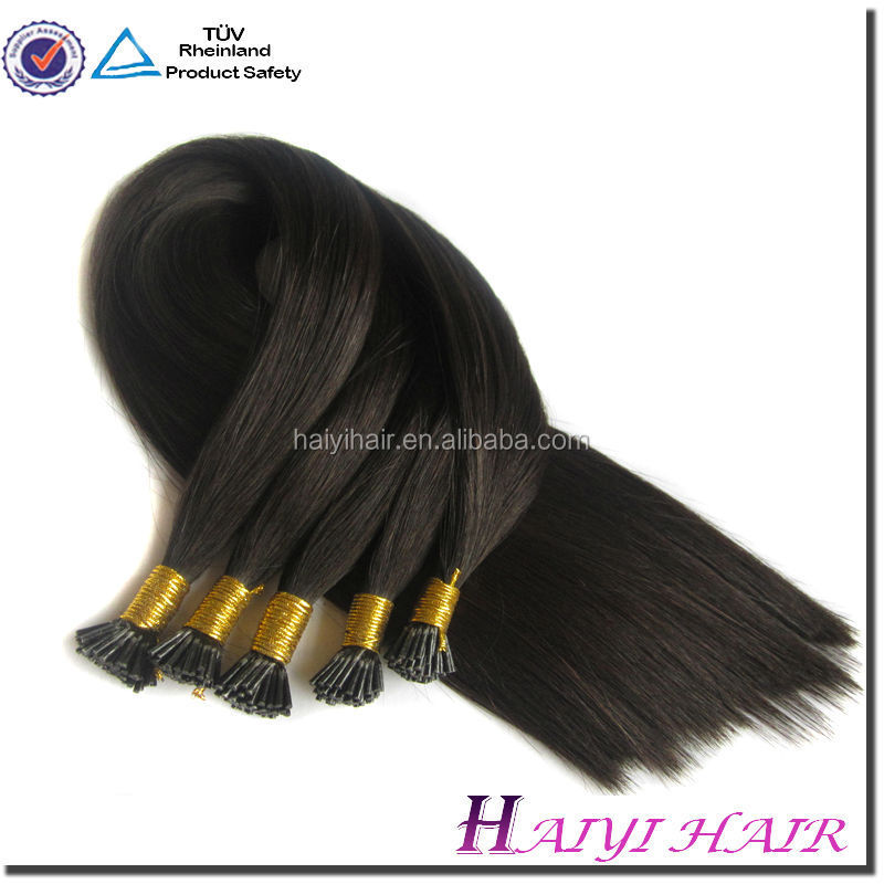 Full Cuticle Double Drawn itip Hair