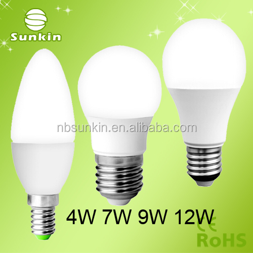 CE Rohs certificate E27 lower price 8W led <strong>bulb</strong> From Ningbo factory with 2years warranty