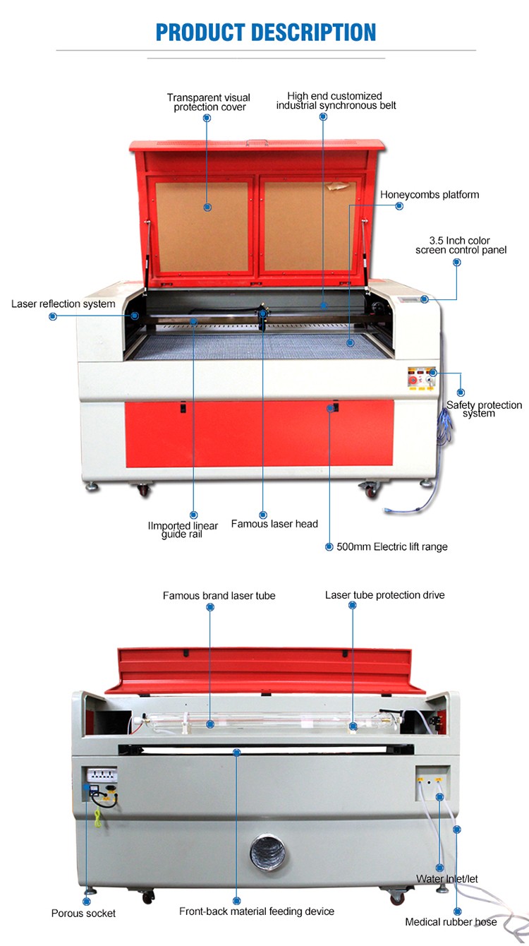 Multifunctional Cutter Home Laser Wood Cutting Machine In