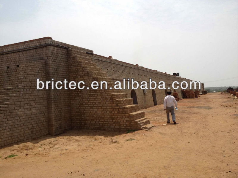 Clay brick oven-High yield,low investment