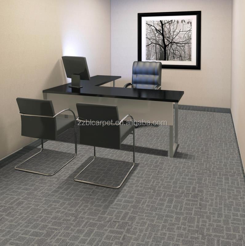 dcoration haut de gamme jacquard amovible bureau tapis tuiles 50x50 - Moquette Haut De Gamme