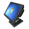 (POS8829)15 inch all-in-one touch screen pos terminal machine with LED/LCD Customer Display
