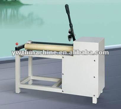 Low Price Paper Pipe Tube Cutter/Paper Pipe Slitting Machine