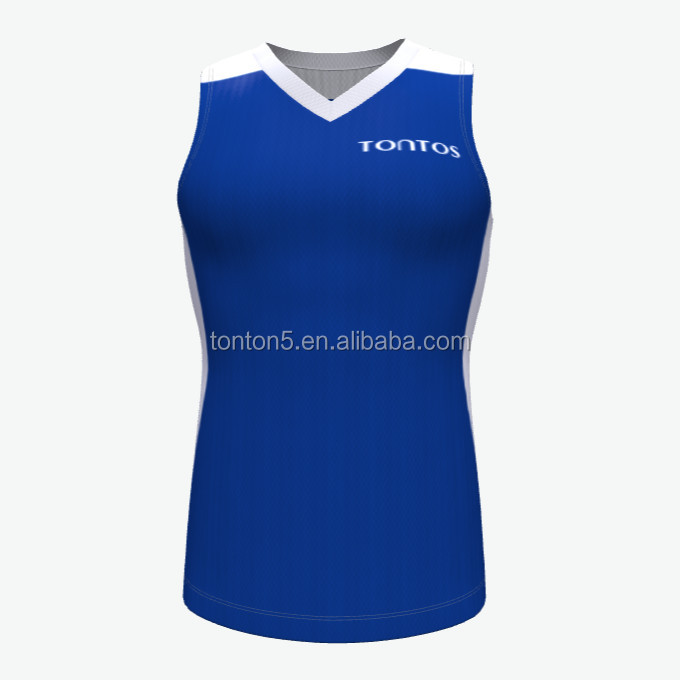 Custom sublimated running singlet,active singlet wear for women