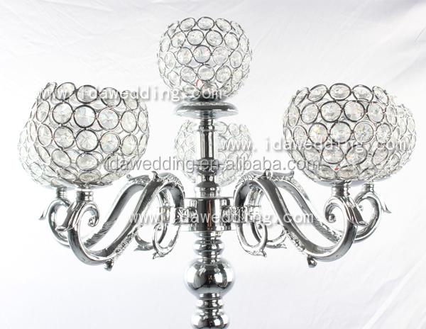 Crystal Bowl Columns Wedding Decorations/indian Wedding Pillars/cheap  Wedding Columns Used Wedding Decorations
