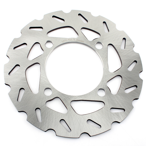 180mm four wheeler front brake disc for HONDA TRX 500/680 Fourtrax Foreman Rincon