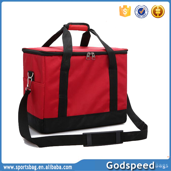 fitness cooler lunch bag Heated Cooler insulated food delivery bag