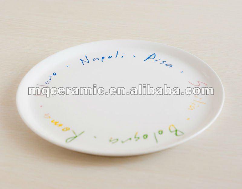 Ceramic Pizza Plate Ceramic Pizza Plate Suppliers and Manufacturers at Alibaba.com & Ceramic Pizza Plate Ceramic Pizza Plate Suppliers and Manufacturers ...