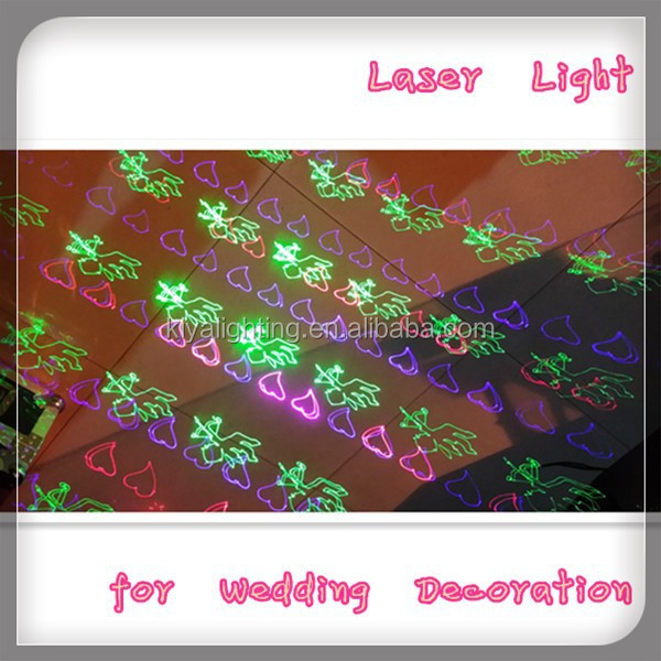 Hot selling stage Lights laser for home party Lmini laser light projector