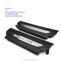 Sills step for Jaguar F-Pace from Changzhou Sunter Company