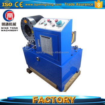 Manufacturer Machine Finn-power Hose Crimping Machine/hydraulic Hose  Crimping Press Machine Made In China - Buy Used Hydraulic Hose Crimping