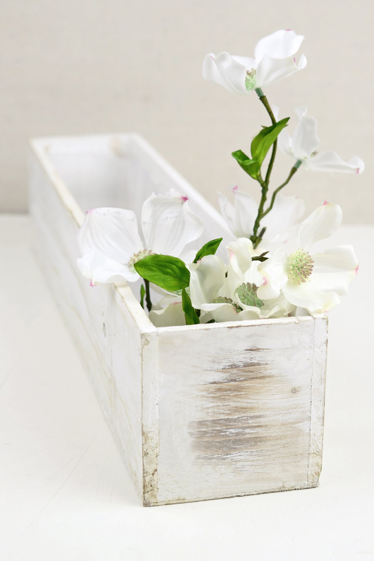 Buy White 4x20 Planter Boxes Wood Rectangular Box Beautifully Display Floral Arrangements With A Plastic Liner 4in Tall X 4in Wide X 20in Long In Cheap Price On Alibaba Com