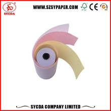 High quality CB CFB CF carbonless paper carbon copy paper for sale