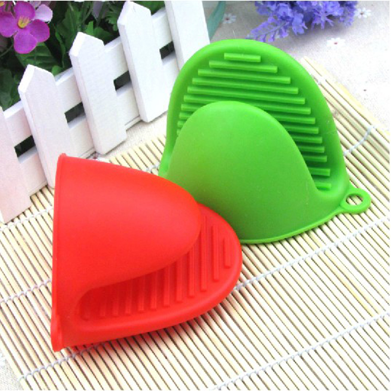 Colorful Safety kitchen silicone glove/silicone oven mitt/Silicone Pot Holder
