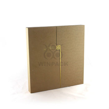 High Quality Food Grade Foldable Square Cardboard Box For Clothing ...