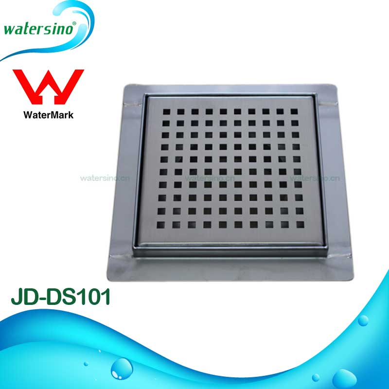 Stainless steel bathroom building material accessories shower floor drain