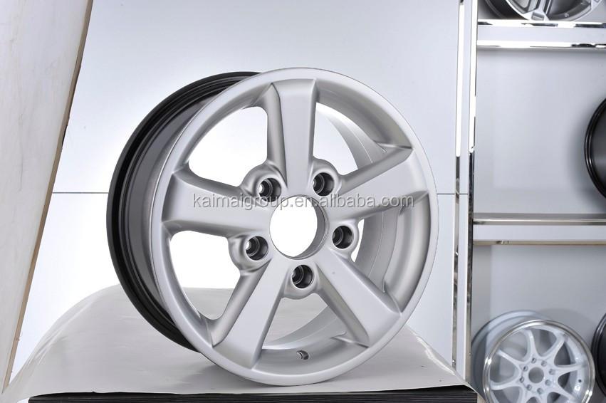 Alloy Wheel Rims China 12-24 Size Auto 5 Hole