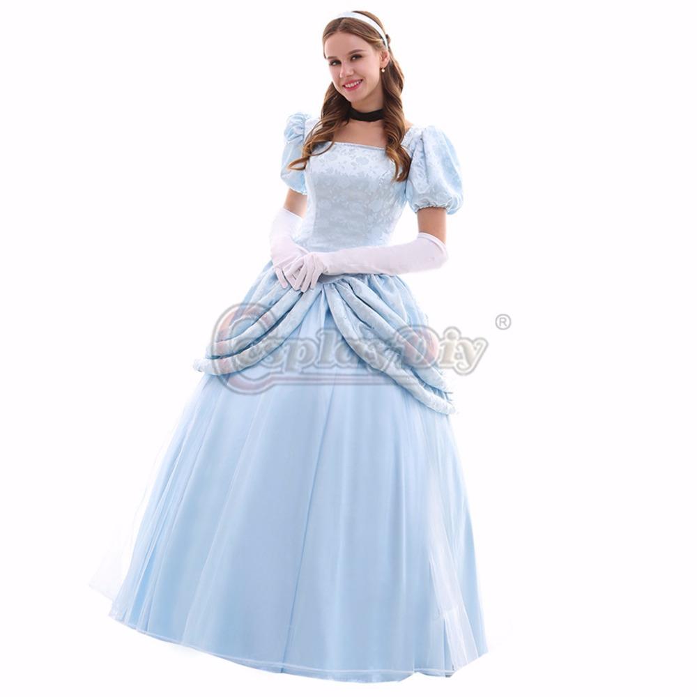 Robe cendrillon adulte fashion designs for Robe de cendrillon pour mariage
