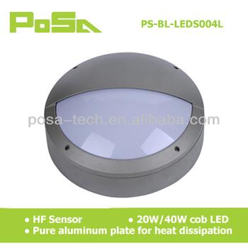Outdoor Sensor Light,Round Shape Led Wall Light (ps-bl-leds003l ...