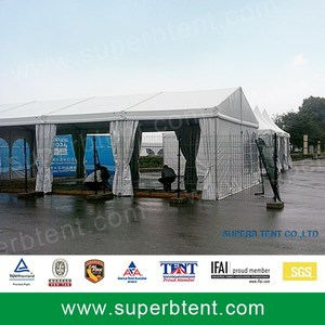 Customized Events Tents for Wedding Party with Furniture/Floor/Cooling/Lighting