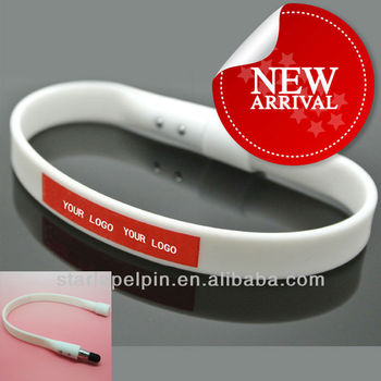New Promotional Screen Touch Stylus Pen Bracelet With For Mobile Phone